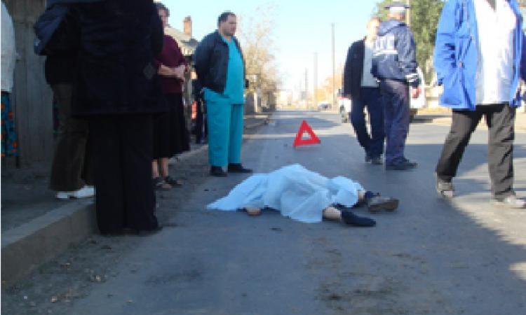 На трассе М-4 «Дон» 43-летнего пешехода переехали два «ВАЗа»