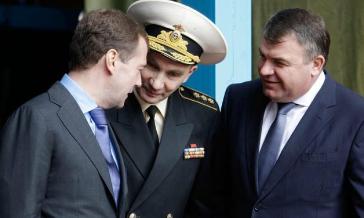 Минобороны отобрал у Сердюкова базу отдыха