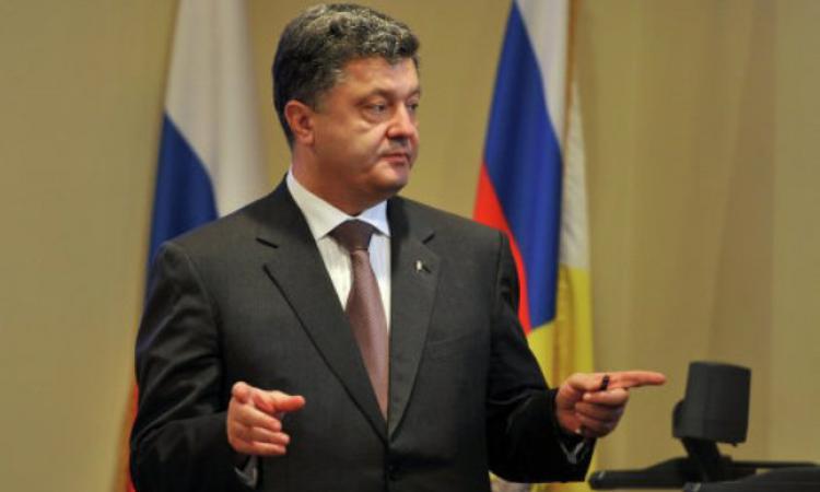 Президент Украины: Ни я, ни Яценюк, ни Шокин, ни Гройсман не влияем на антикоррупционного прокурора