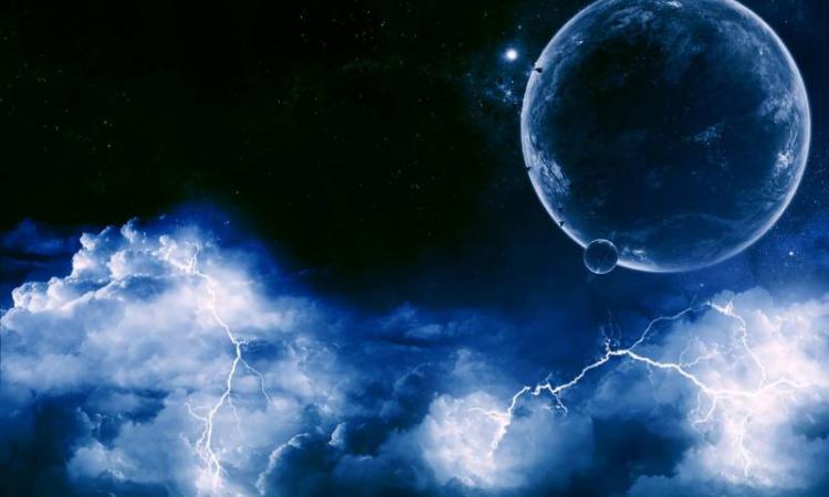 NASA обнародовала съёмку сильной грозы сборта МКС