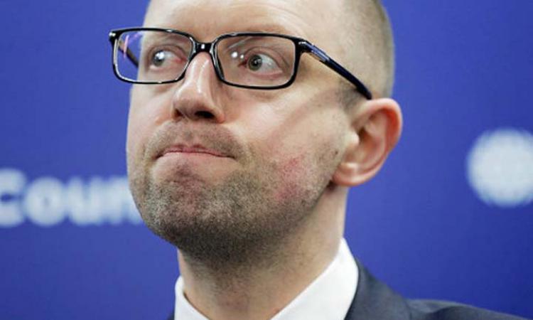 """Яценюк раскритиковал фракции, не голосовавшие за бюджет: """"Это бегство от ответственности"""" - Цензор.НЕТ 2098"""