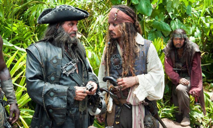 Актёр «Пиратов Карибского моря» появится в«Игре престолов»
