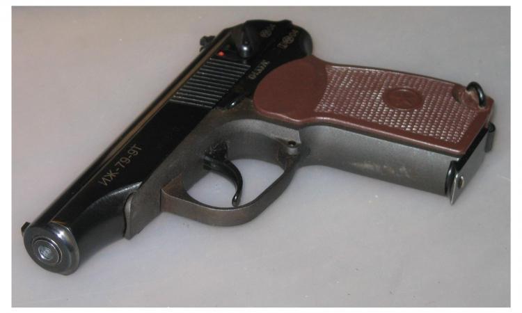 Komiks: пистолет тт травмат как его улучшить.