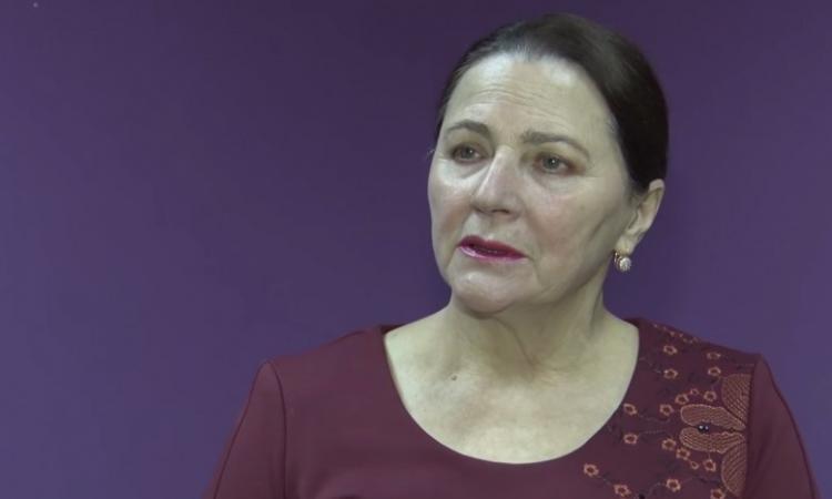 Нина Матвиенко прокляла Яценюка, Тягнибока и Кличко