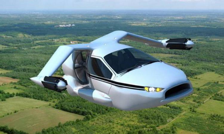 В России появится летающий автомобиль уже в 2025 году