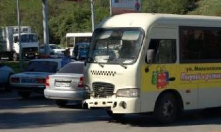 В Ростове-на-Дону самый опасный транспорт - маршрутные такси.