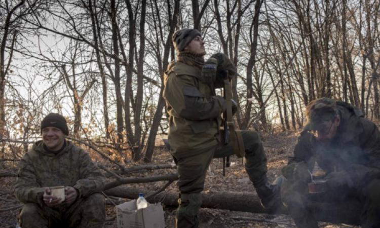 Восток украины новости сегодня 08 11 2014