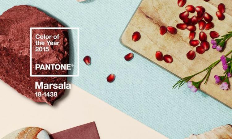 Экспертами института цвета Pantone определен самый актуальный цвет в 2015 году.