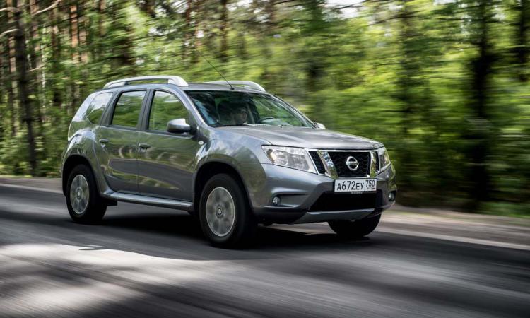 Обновленный Nissan Terrano появился на российском рынке
