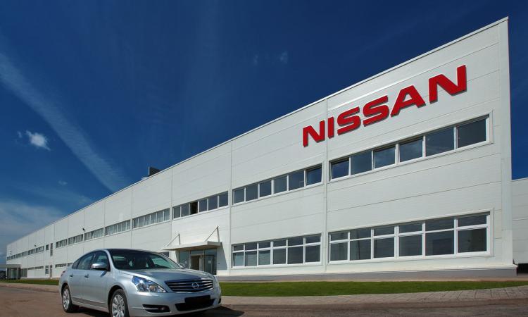 Завод Nissan в Санкт Петербурге готовится к выпуску новой модели в 2016 году