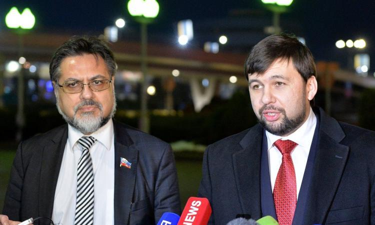 Контактная группа вМинске согласилась опрекращении огня наДонбассе