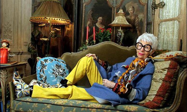 Женщина подписала первый модельный контракт в 95 лет