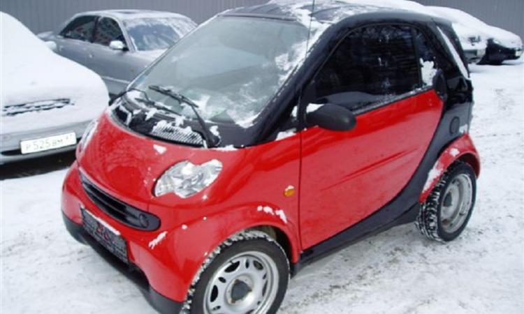Автомобили Смарт цена на новые модели
