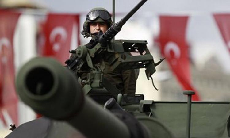 Турция отправляет войска для возврата Донбасса Киеву