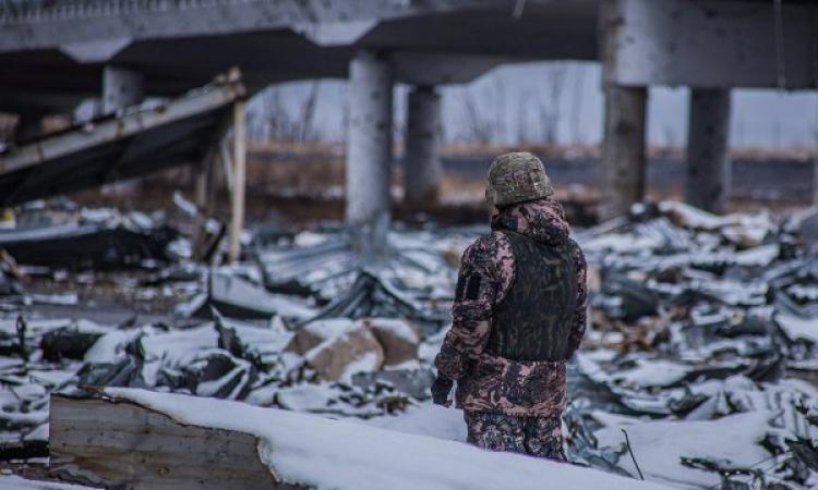 Горловка продолжает грохотать, Киев готовит крупную военную операцию