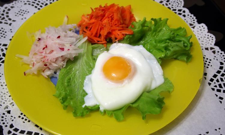 Завтрак белковый лучше