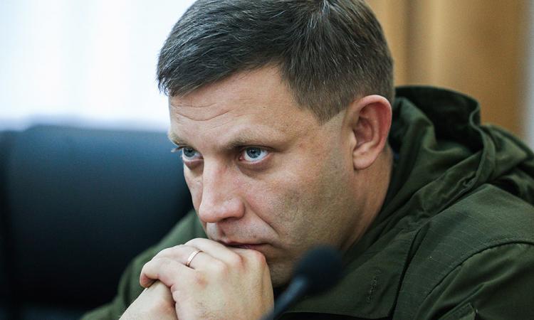 Захарченко предупредил, на что готов пойти Порошенко ради срыва минских договоренностей