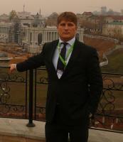 Президент Ростовской федерации гребли на байдарках и каноэ Алексей Иванков