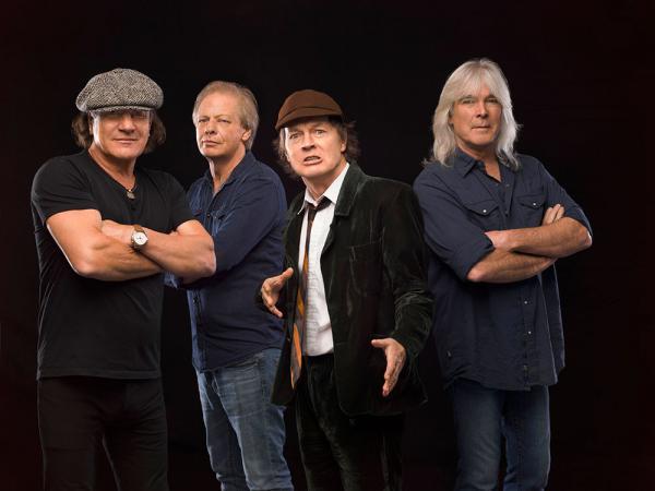 Песни AC/DC теперь доступны в Apple Music Культура и шоубизнес.