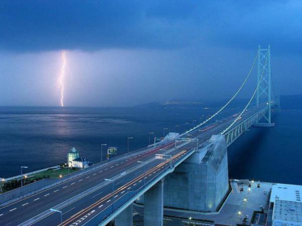 В Крыму началось строительство Керченского моста