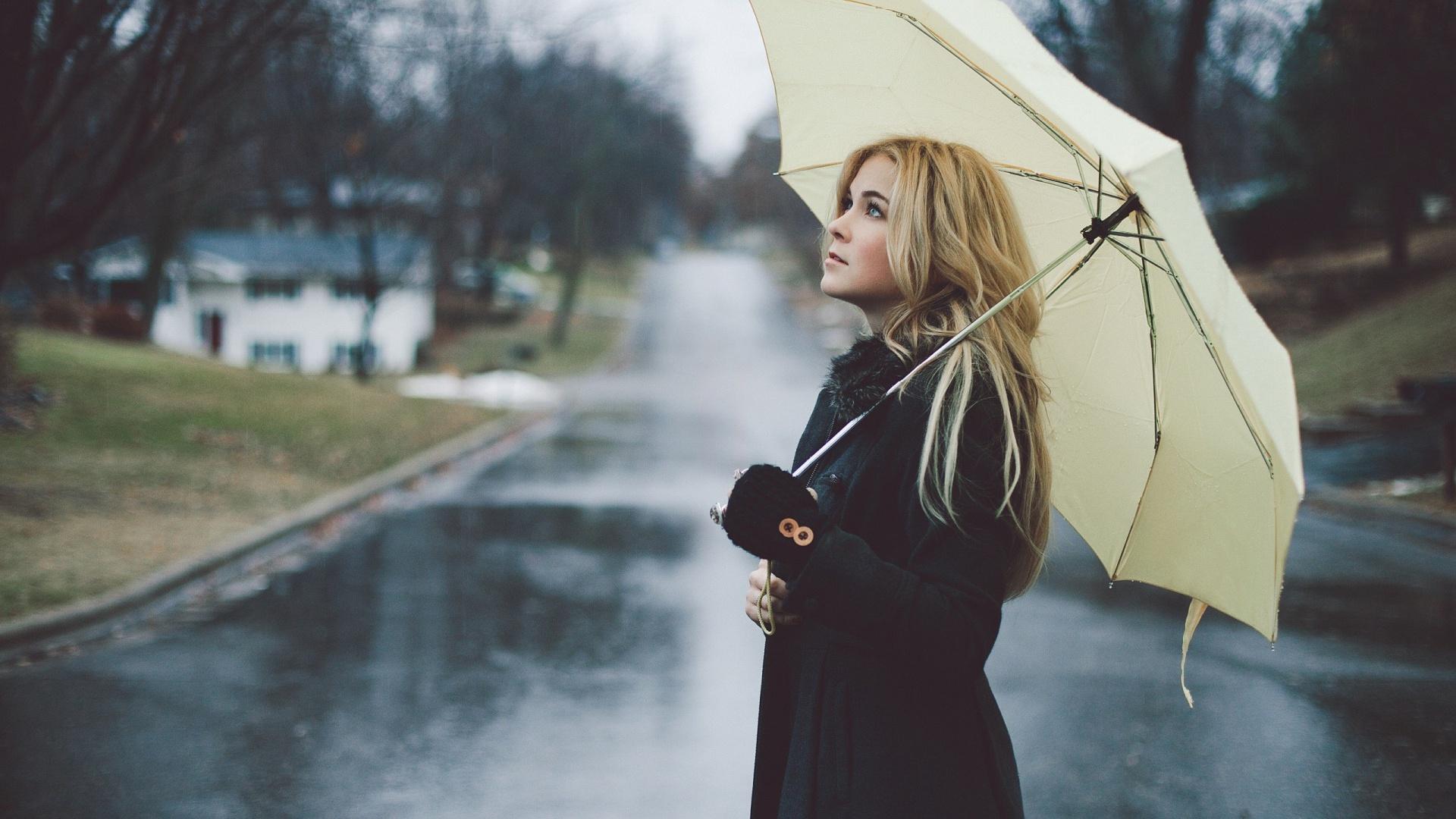 фотосессии в дождь одному для того, чтобы