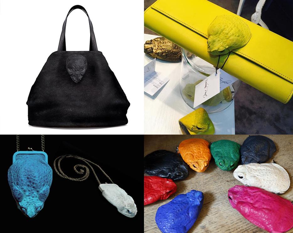10 сумок, которые поражают воображение: волосатая сумка, сумка-кошмар и другие