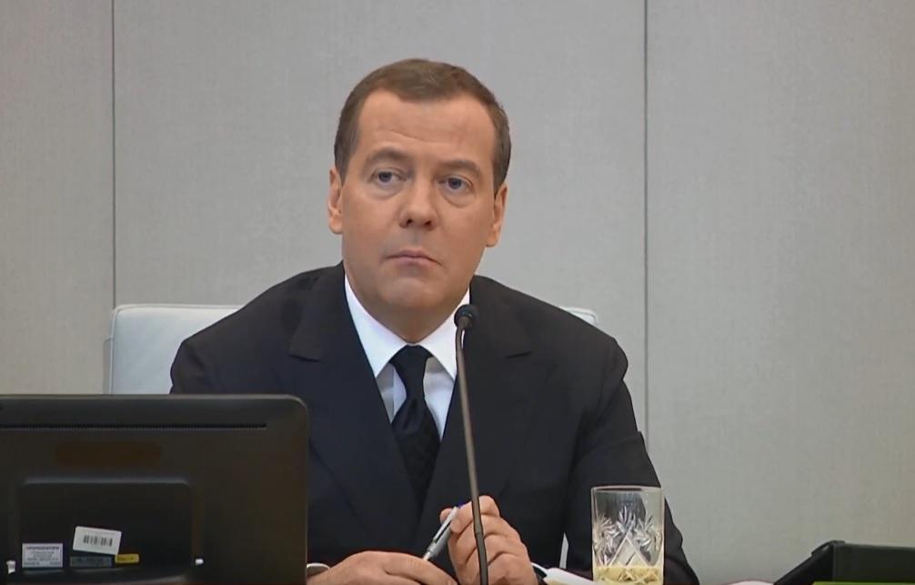 Дмитрий Медведев о жизни россиян: «Некоторые просто выживают»