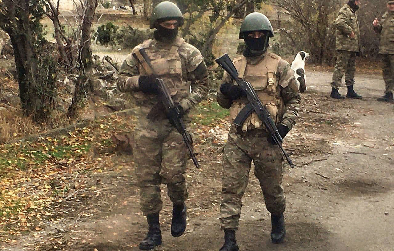 Жители армянского села пожаловались на беззаконие со стороны азербайджанцев