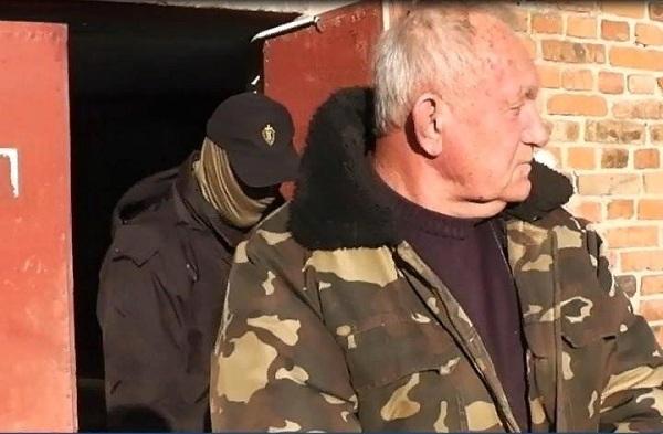 В Ростове пенсионер попал под суд за госизмену