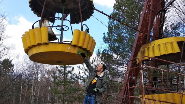 Что нового в Чернобыле