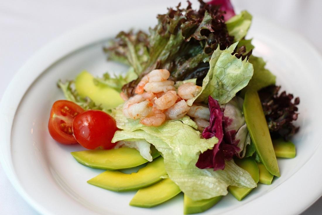 как сделать салат для похудения
