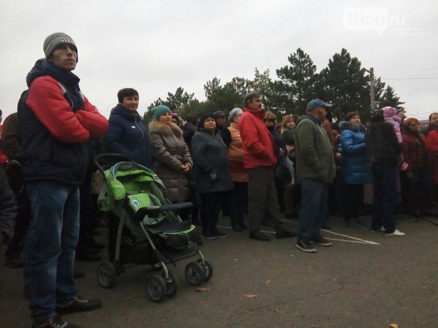 Граждане Азовского района объявили протест платной дороге