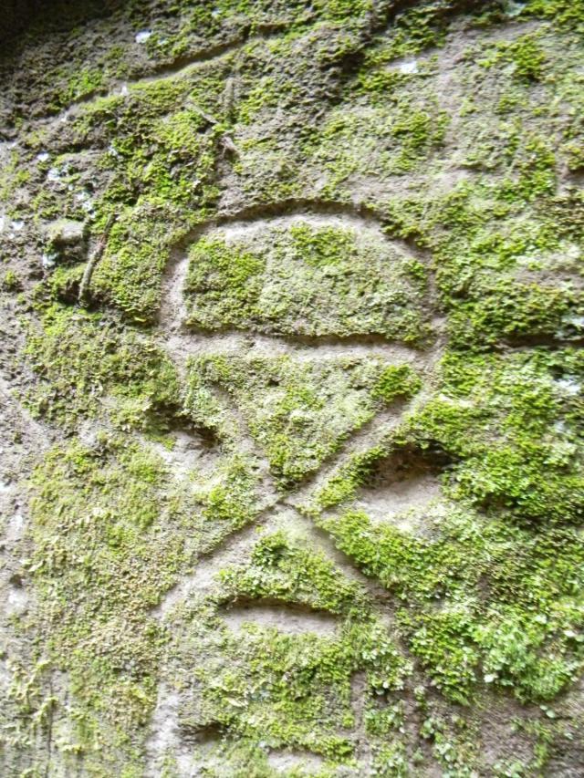 Петроглифы на острове Монсеррат