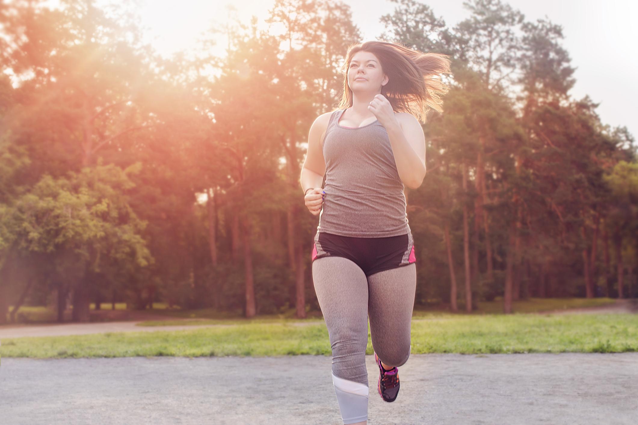 Бег Способствует Похудению. Бег для похудения: как и сколько нужно бегать, чтобы похудеть
