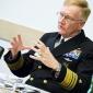 Адмирал США пообещал не допустить господства России и Китая в Арктике