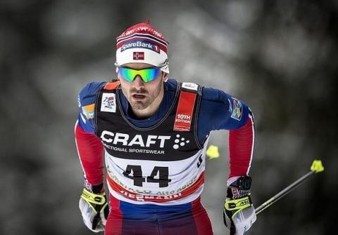 """""""СМИ переврали"""": норвежец Холунд об оскорблениях в адрес российских лыжников"""