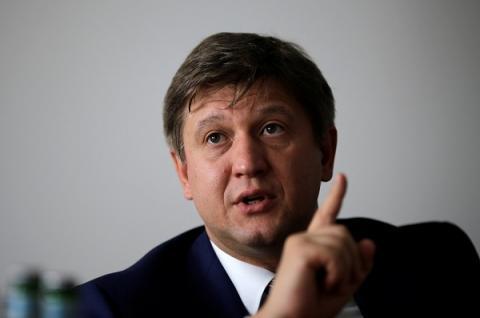 Новый секретарь СНБО займется вопросами транзита газа из России