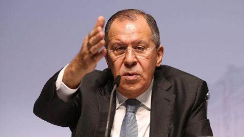Лавров возложил вину за кризис в Сирии на Запад
