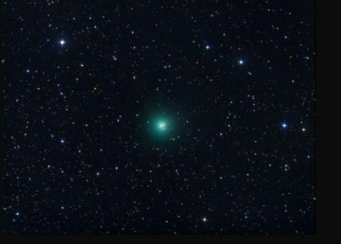 К Земле приближается комета с грозовым облаком больше Юпитера – ученые озвучили дату небесного рандеву