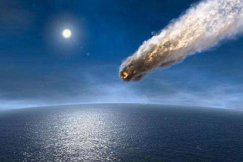 Конец света 2017: видео, как одержимый астероид Фаэтон «атакует» Землю показали ученые