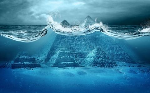 Наследие предков или инопланетный объект: гигантская пирамида скрывается на дне Тихого океана