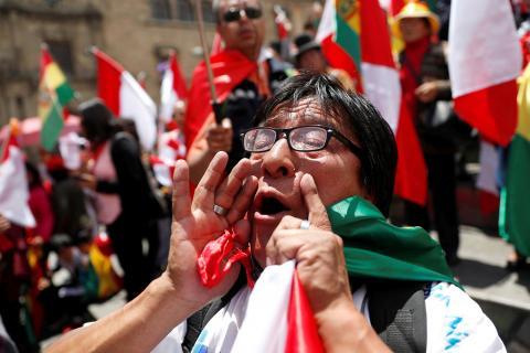 МИД России прокомментировал переворот в Боливии