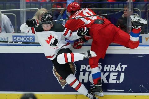 МЧМ 2020, финал Россия - Канада