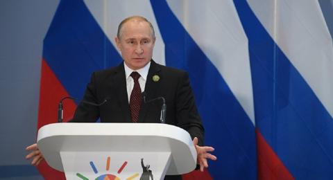 Путин сообщил о росте инвестиционной привлекательности России