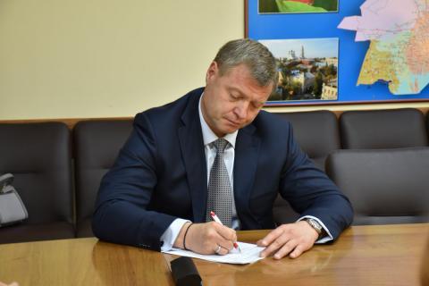 Астраханский губернатор предложил по-новому формировать областное правительство