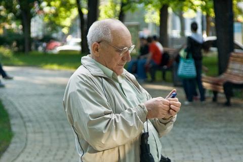 Самый удобный кнопочный телефон презентовали в России