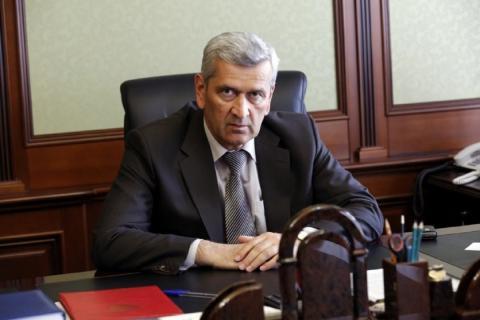 Руслан Цечоев признан виновным в растрате двух миллиардов рублей