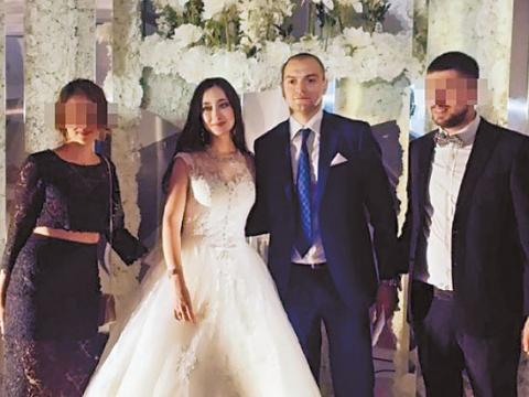 Свадьба дочери судьи Хахалевой