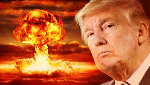 ВС США рассказали, как легко Трамп начнет ядерную войну