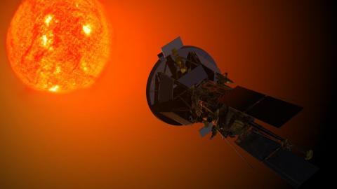 Около Солнца замечен корабль инопланетян кубической формы
